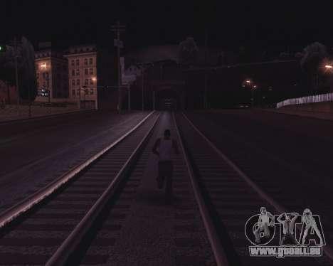 Colormod by Shane pour GTA San Andreas cinquième écran