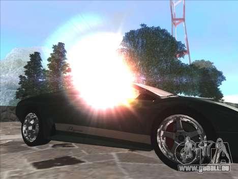 Agréable ColorMod pour GTA San Andreas septième écran