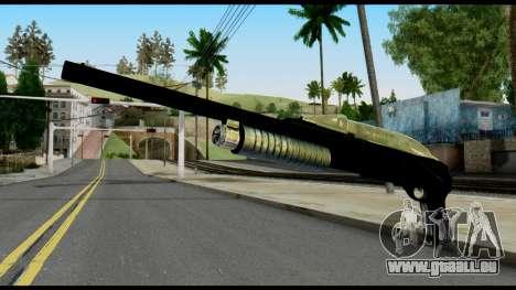 Pump Shotgun from Max Payne für GTA San Andreas