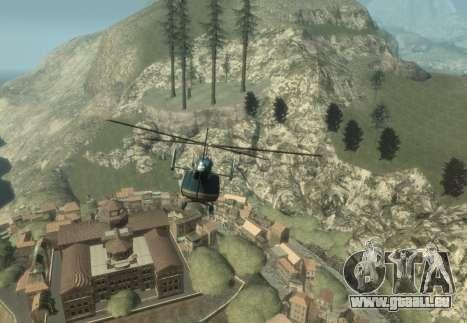 La Côte D'Azur pour GTA 4 quatrième écran