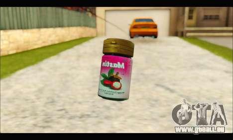 Mastin Good Grenade für GTA San Andreas zweiten Screenshot
