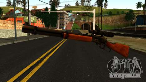 Marlin Model 1895 from Gotham City Impostors für GTA San Andreas