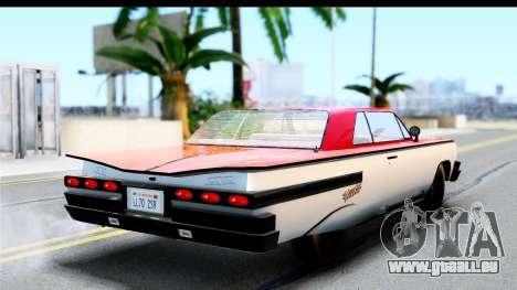 GTA 4 Voodoo für GTA San Andreas linke Ansicht