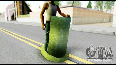 Hover Thingy from Metal Gear Solid pour GTA San Andreas