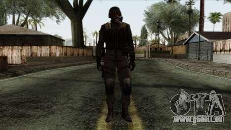 Resident Evil Skin 3 pour GTA San Andreas