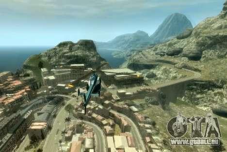La Côte D'Azur pour GTA 4