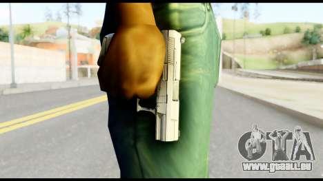 New Pistol für GTA San Andreas dritten Screenshot