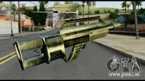 Jackhammer from Max Payne für GTA San Andreas zweiten Screenshot