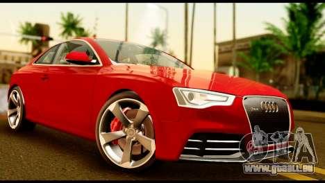 Audi RS5 2013 für GTA San Andreas