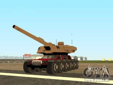 Tink Tank pour GTA San Andreas