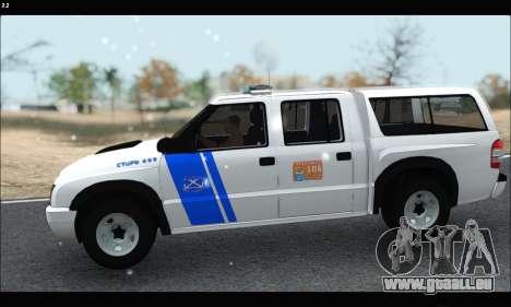Chevrolet S-10 P.N.A für GTA San Andreas linke Ansicht