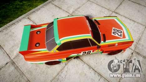 BMW 3.0 CSL Group4 [28] pour GTA 4 est un droit