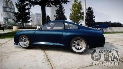Pfister Comet GT v3.0 pour GTA 4 est une gauche