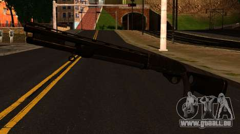 Shotgun from GTA 4 für GTA San Andreas