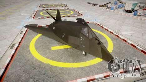 Lockheed F-117 Nighthawk pour GTA 4