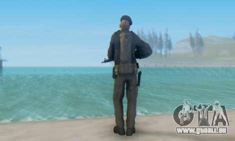 Boina Negra (FES) für GTA San Andreas her Screenshot