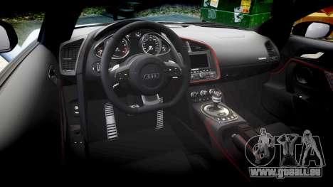 Audi R8 competition 2015 [EPM] für GTA 4 Seitenansicht