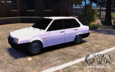 VAZ 21099 pour GTA 4
