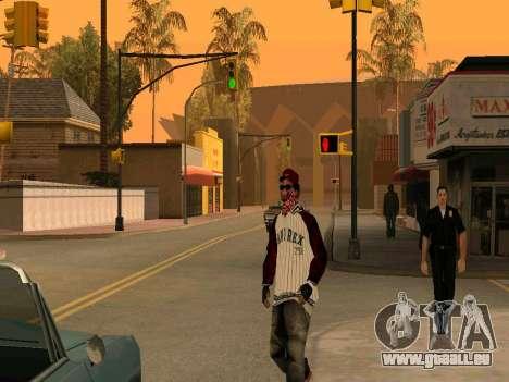 Doggers Gang für GTA San Andreas zweiten Screenshot