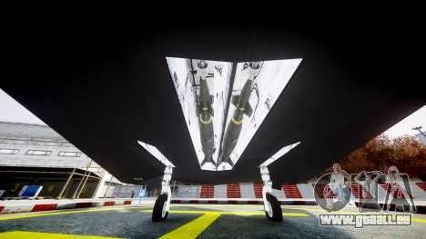 Lockheed F-117 Nighthawk pour GTA 4 est un droit