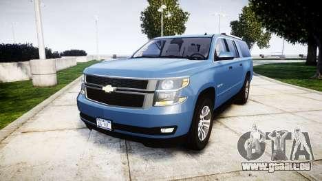 Chevrolet Suburban 2015 pour GTA 4