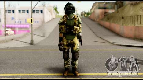 Support Troop from Battlefield 4 v2 pour GTA San Andreas
