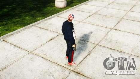 Kleidung amerikanischen Diktator für GTA 4 dritte Screenshot