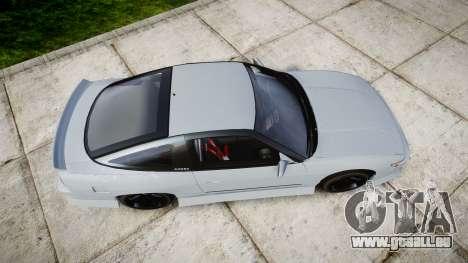 Nissan 240SX Sil80 für GTA 4 rechte Ansicht