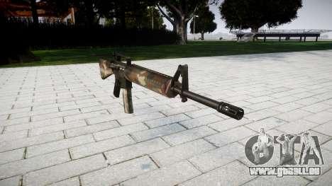 Die M16A2 Gewehr berlin für GTA 4