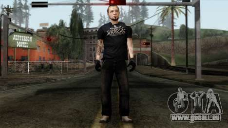 GTA 4 Skin 27 pour GTA San Andreas