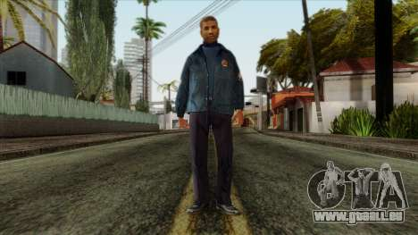 Police Skin 13 pour GTA San Andreas