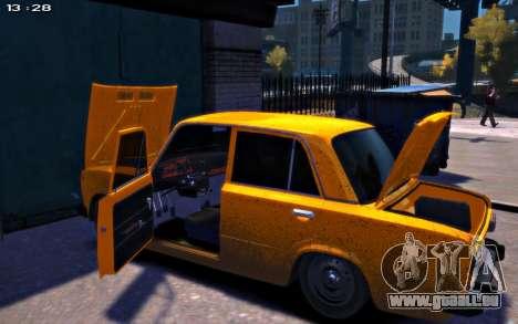VAZ 2101 für GTA 4 rechte Ansicht