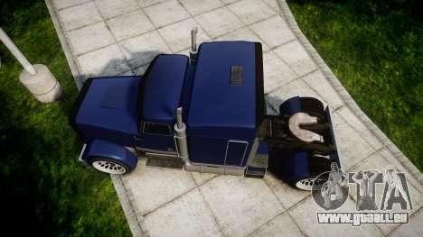 JoBuilt Phantom Drift pour GTA 4 est un droit