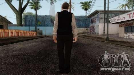 GTA 4 Skin 33 pour GTA San Andreas deuxième écran