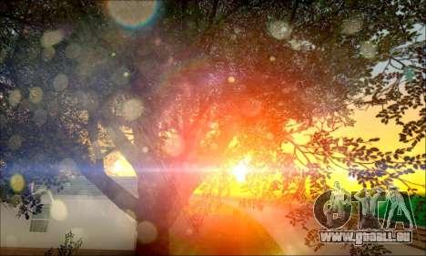 White Water ENB pour GTA San Andreas deuxième écran