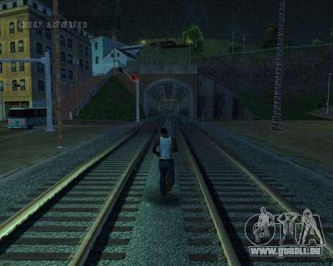 Colormod Dark Low pour GTA San Andreas onzième écran