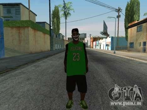 Fam3 Skin pour GTA San Andreas