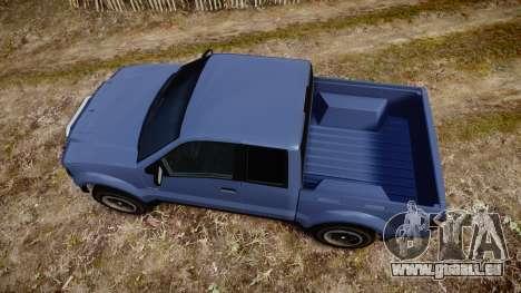 Vapid Contender (E109) off-road für GTA 4 rechte Ansicht