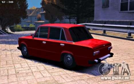 VAZ 2101 für GTA 4 linke Ansicht