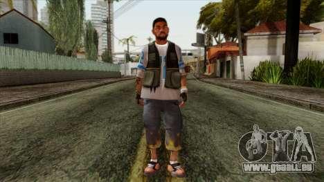 GTA 4 Skin 21 pour GTA San Andreas