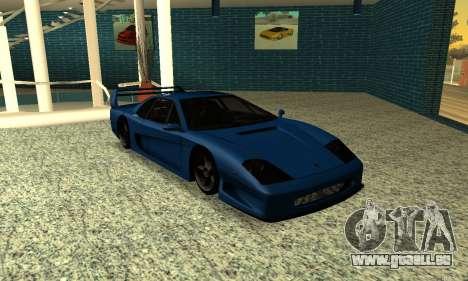 HD Turismo pour GTA San Andreas