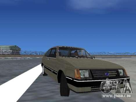 Chevrolet Chevette Hatch pour GTA San Andreas roue