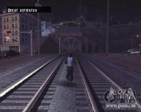 Colormod by Shane pour GTA San Andreas sixième écran