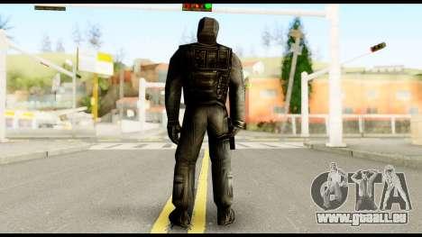 Counter Strike Skin 6 für GTA San Andreas zweiten Screenshot