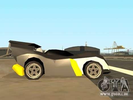 RC Bandit (Automotive) pour GTA San Andreas vue arrière