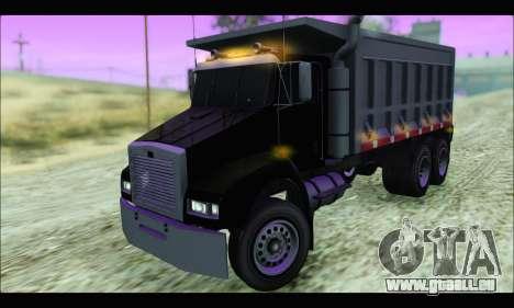 HVY Biff (GTA IV) pour GTA San Andreas