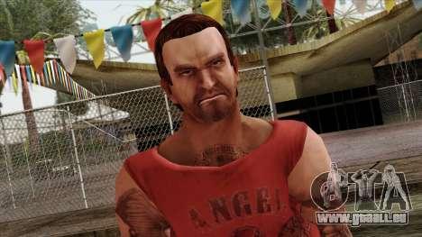 GTA 4 Skin 41 pour GTA San Andreas troisième écran
