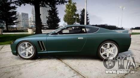 Dewbauchee Super GTR für GTA 4 linke Ansicht