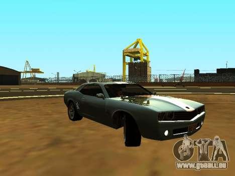 GTA 5 Bravado Gauntlet pour GTA San Andreas