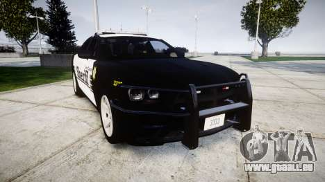 Dodge Charger 2013 County Sheriff [ELS] v3.2 pour GTA 4